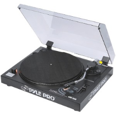 PYLE PRO PLTTB3U Direct Drive USB Turntable