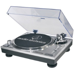AUDIO TECHNICA Direct-Drive Professional USB Turntable